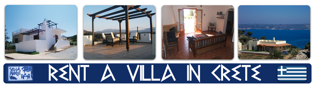 Rent A Villa in Crete
