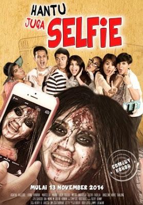 Pemain Hantu Juga Selfie