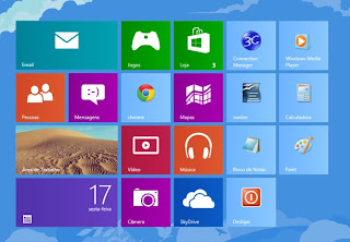 Atalho Desligar Windows 8