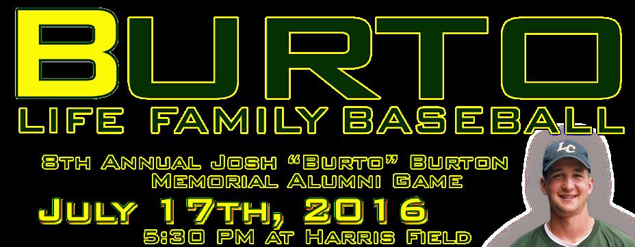 Josh 'Burto' Burton Memorial Alumni Game