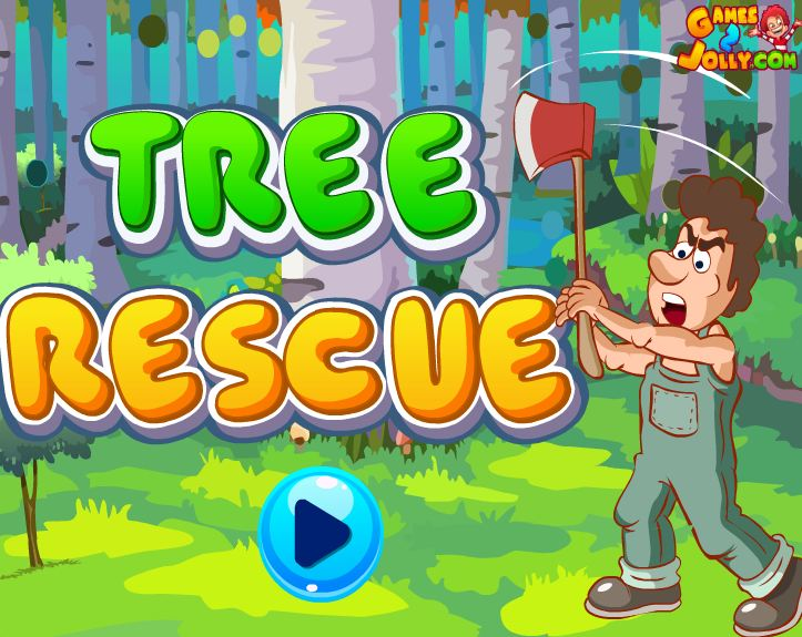 Tree Rescue Walkthrough