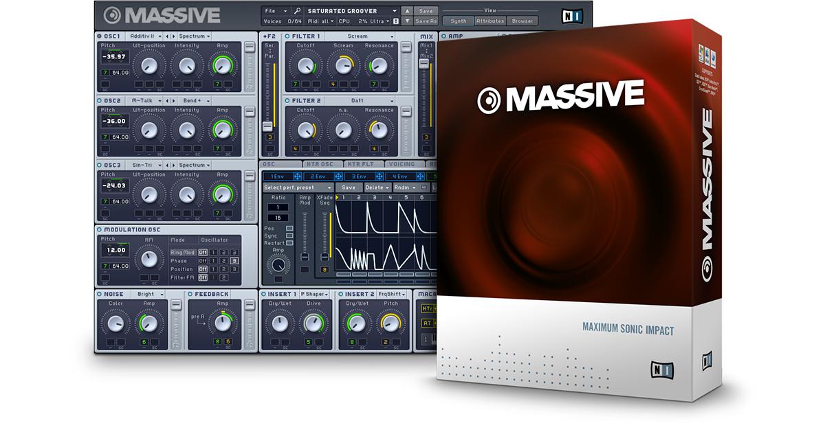 massive vst download free