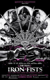 The Man with the Iron Fists (2012) Movie Poster