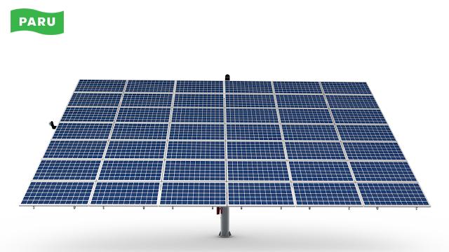 [PARU Solar Tracker] PARU's Dual Axis Tracker_3