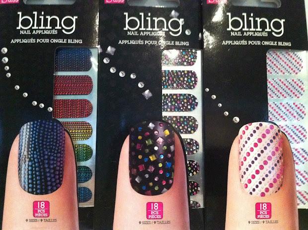 glam polish nail bliss - bling
