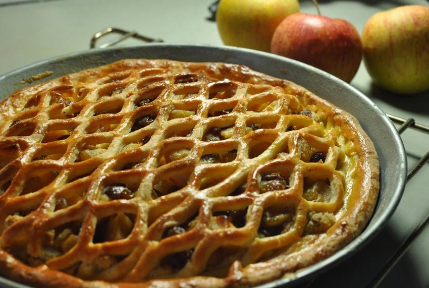 Die Kuchenschabe Apfelkuchen Mit Webfehler