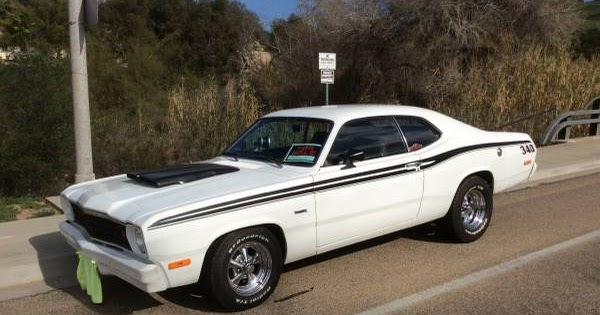 1973 plymouth duster for sale buy american muscle car. Black Bedroom Furniture Sets. Home Design Ideas