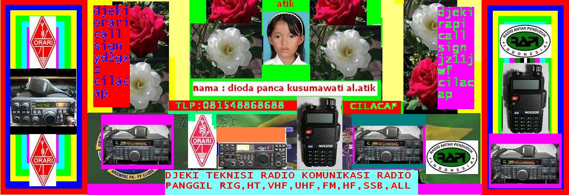 MENERIMA PEMBIKIN MERAKIT RADIO REPEATER TX RX CLP