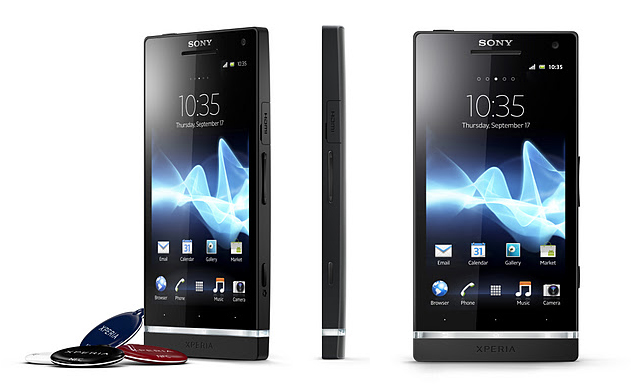 Xperia S - First Smartphone — Official Introduction Video