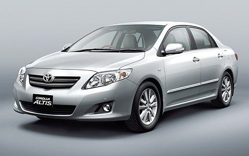 Corolla Altis Matic Is A Steal