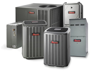 What are the different types of home heating high for Types of home heating