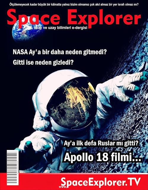 apollo 18, astronomi - uzay bilimi, ay, ay'ın karanlık yüzü, bilim - teknoloji, evrende yalnız mıyız, nasa, rusya, sovyetler birliği, uzayda hayat var mı,