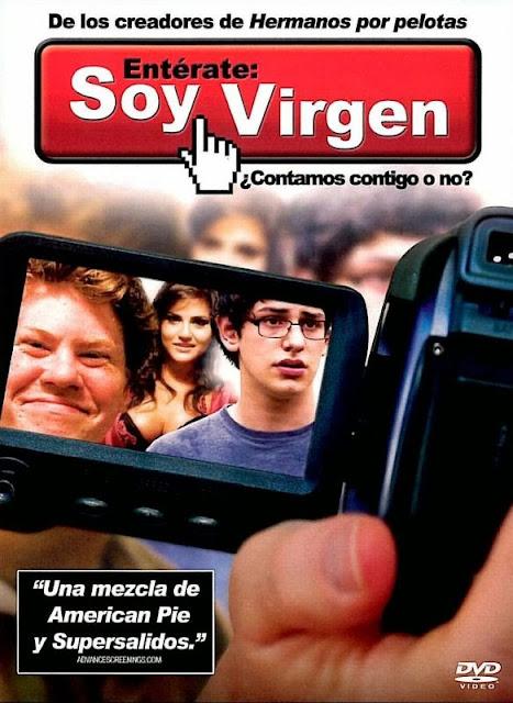 Enterate Soy Virgen DVDRip Español Latino