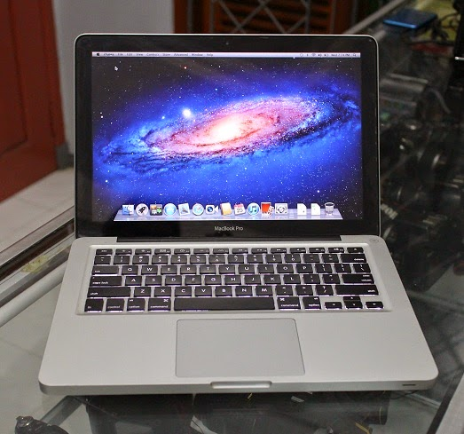 harga macbook pro 8.1 second