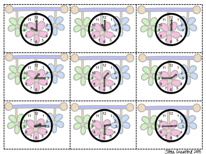 https://www.teacherspayteachers.com/Product/Telling-Time-Springtime-SPLAT-CCSS-Aligned-1749916