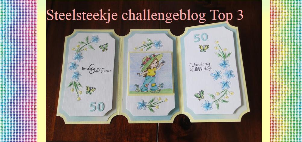 Het steelsteekje borduurkaart challengeBlog