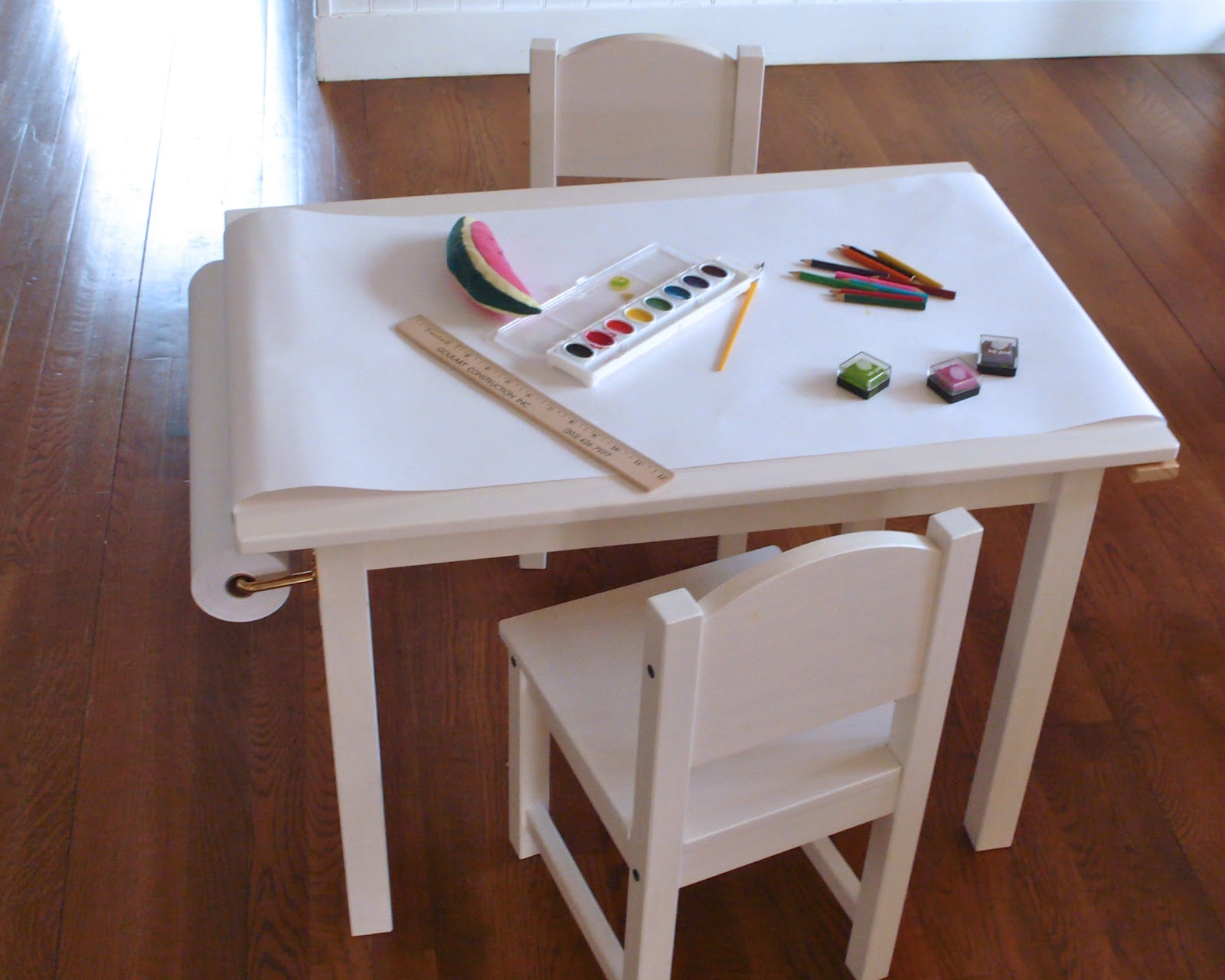 Sea Urchin Studio Kiddo Art Table
