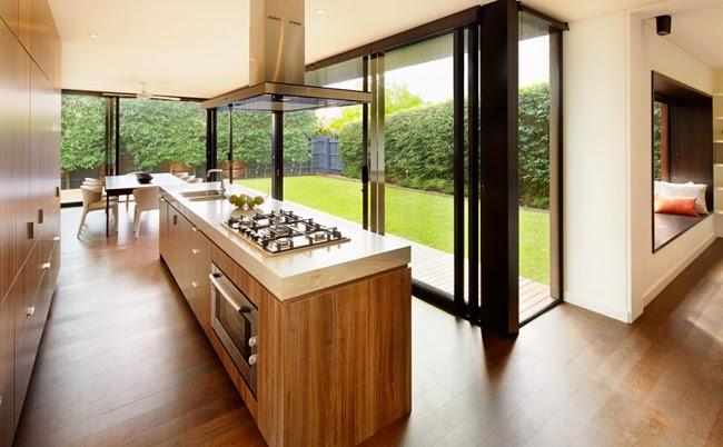 Equipamiento moderno de cocinas minimalistas 2015 for Cocinas minimalistas 2015