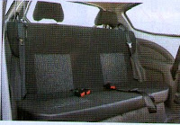 Ford Ka 1.6 Viral Nuevo interior atras