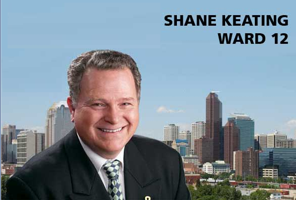 Shane Keating- Ward 12