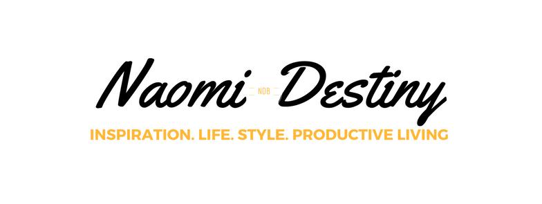 Naomi Destiny Blog