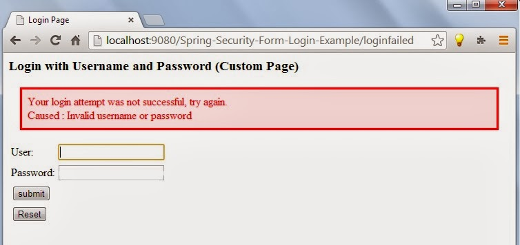 Java Work Flow - for Beginners on Kanhaiya's blog: Spring Security ...
