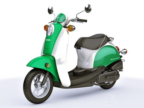 Honda metropolitan scooters pictures ~ autocycle