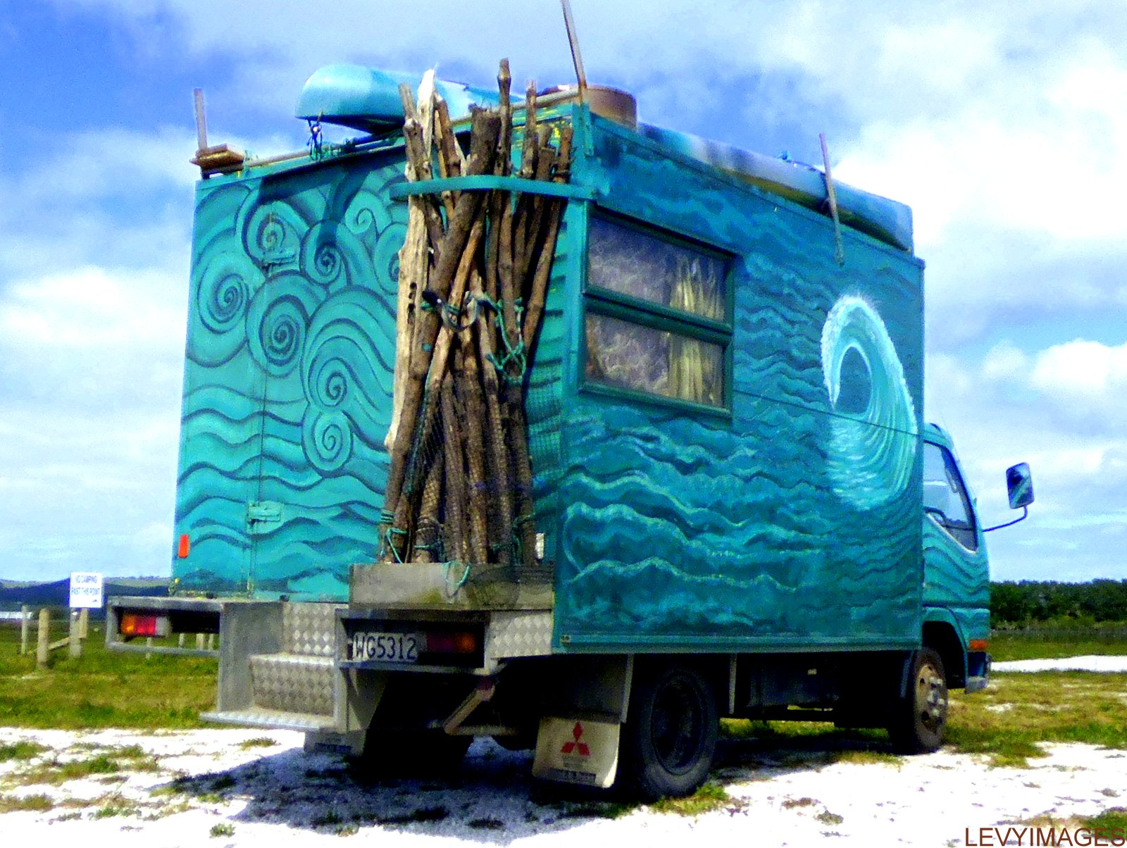 The Flying Tortoise Todd And His Tiny House On Wheels