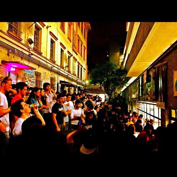 A labuta da arte acontece nesta terça-feira em São Paulo