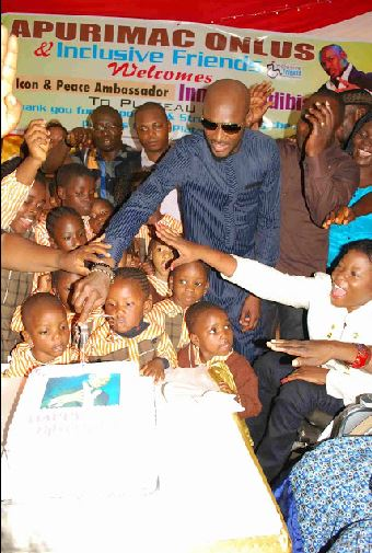 2face idibia birthday jos plateau