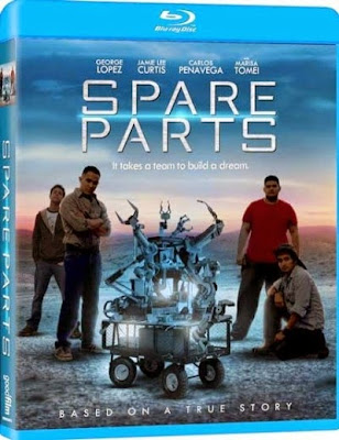 Spare Parts 2015 BRRip 480p 300MB ESub