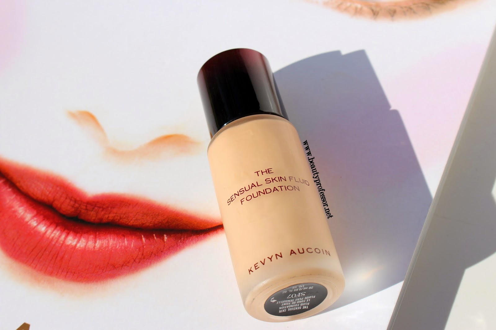 kevyn aucoin sensual skin fluid foundation swatches