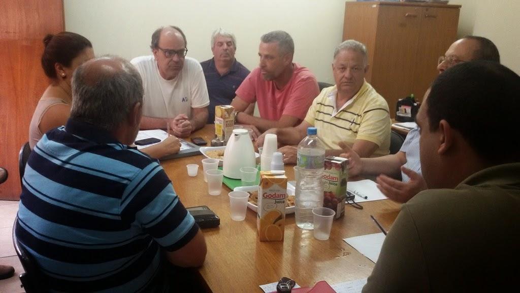 Equipe organizadora da Feport se reúne para definir atrações da Feport