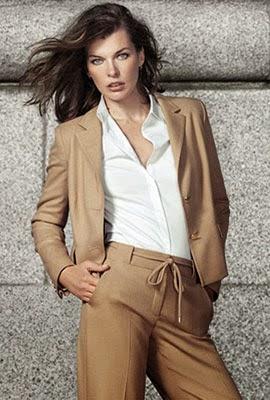 moda otoño El Corte Inglés pantalón blazer mujer
