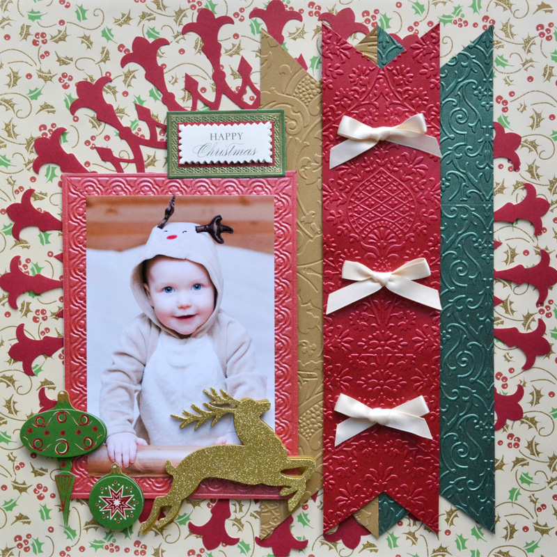 Aly Dosdall Crafty Christmas Countdown Day 9