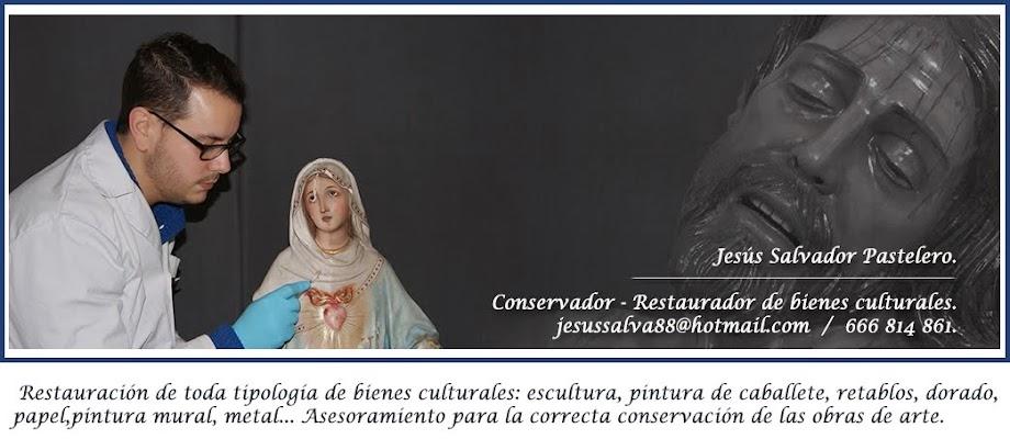 RESTAURADOR - JESÚS SALVADOR PASTELERO
