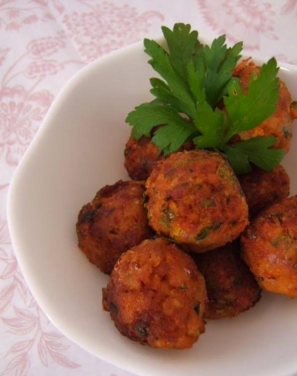 Bolinho da Maroca (vegana)