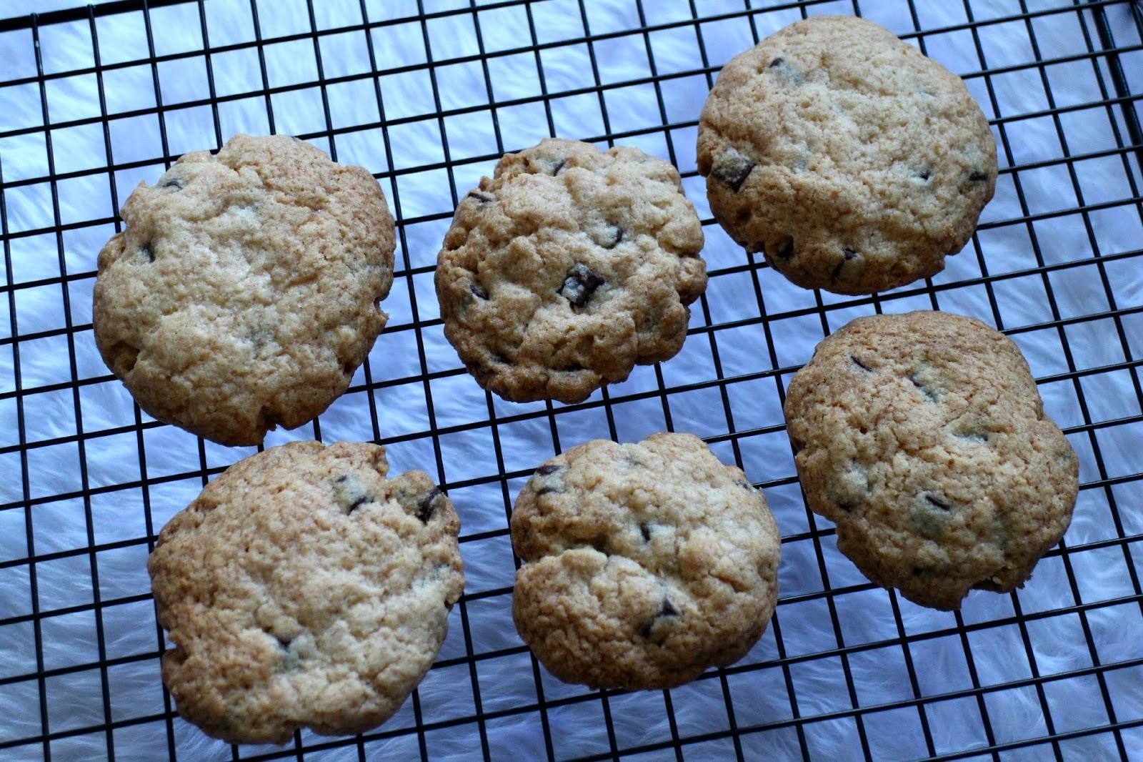 Chocolate Chip Cookies Baking Blog