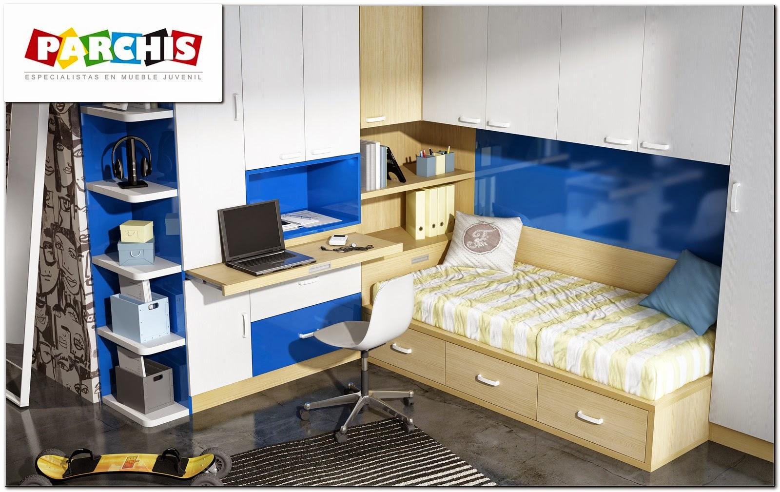 Muebles juveniles dormitorios infantiles y habitaciones - Almacenes de muebles en madrid ...