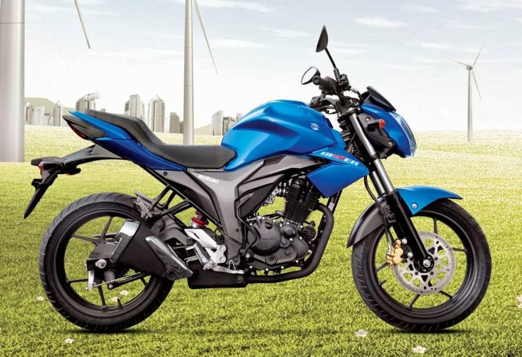 Foto New Suzuki Gixxer 150cc Spesifikasi Harga Terbaru 2014