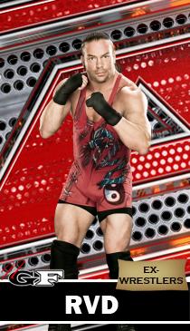 Ex-Wrestlers RVD
