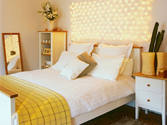 #2 Yellow Bedroom Design Ideas