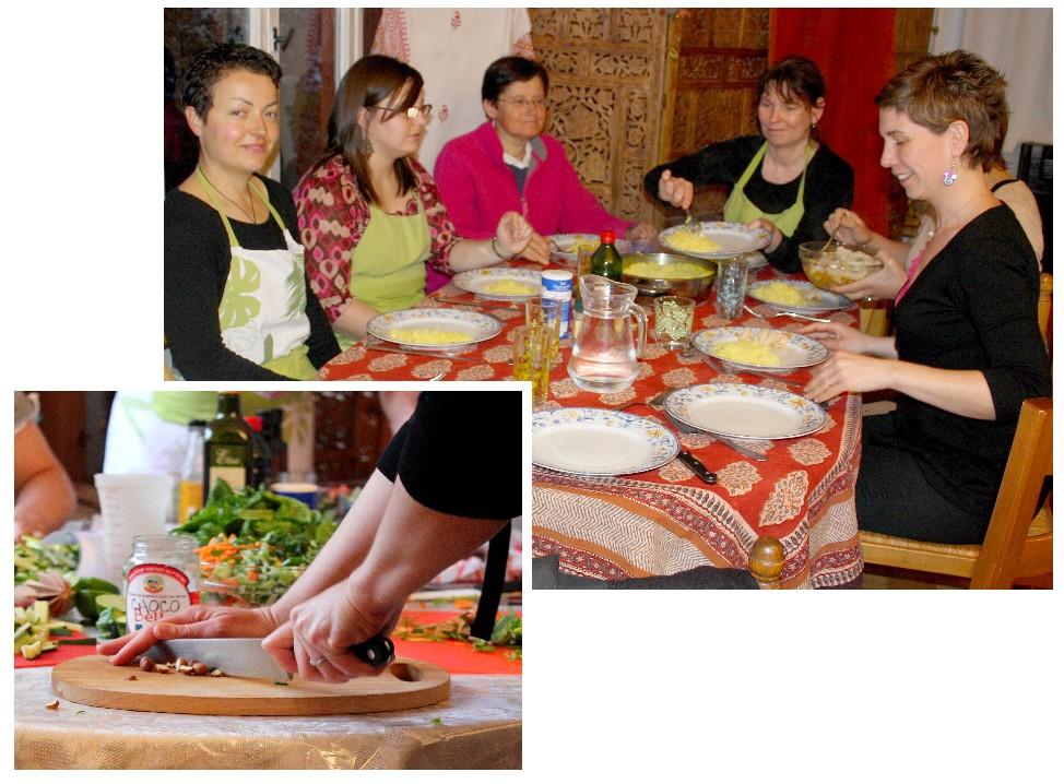 Saveur naturel juillet 2013 for Atelier de cuisine laval