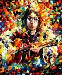 abrindo os olhos e acendendo a luz - John Lennon