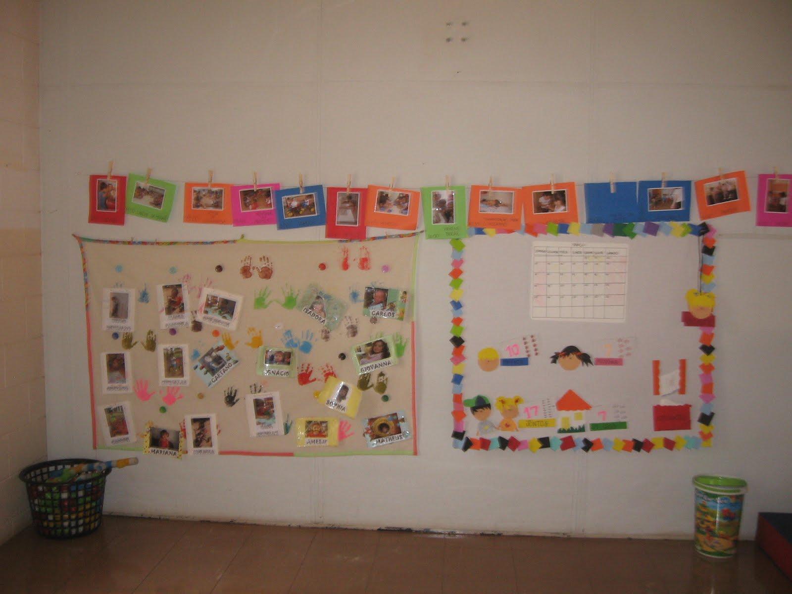 Espa O Da Crian A Sala De Aula Cantinhos Prontinhos E Outros A  -> Modelo De Painel Com Animais Facil De Fazer Em Eva Para Enfeitar Sala De Becario