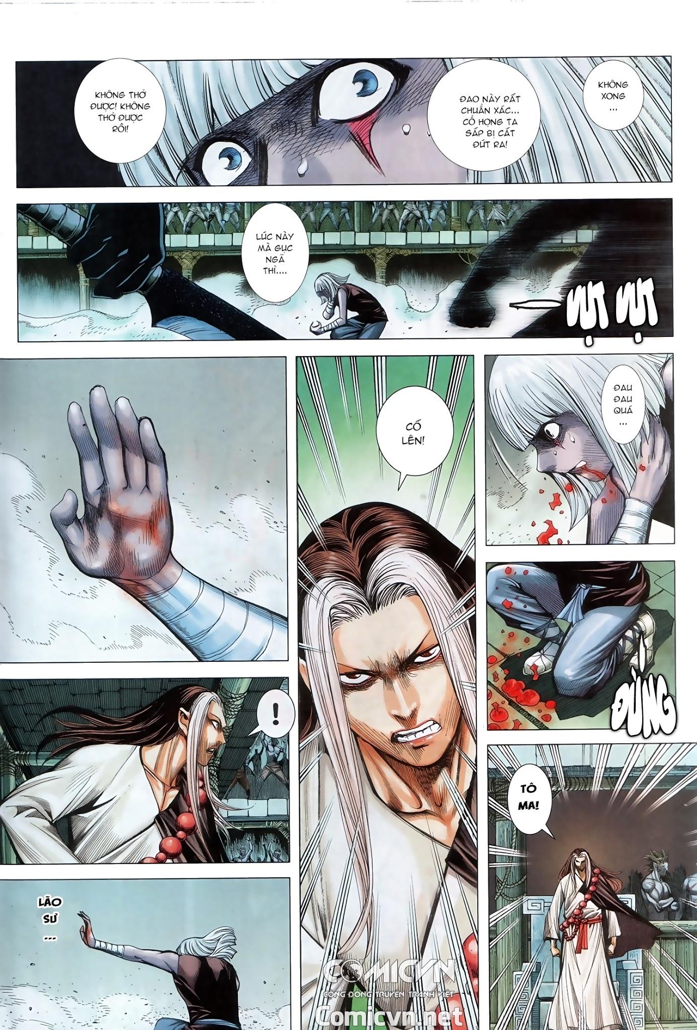 Tây Du chap 109 Trang 4 - Mangak.info