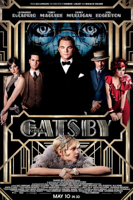 Smartologie: The Great Gatsby: Movie Posters, Soundtrack ... The Great Gatsby 2013 Poster