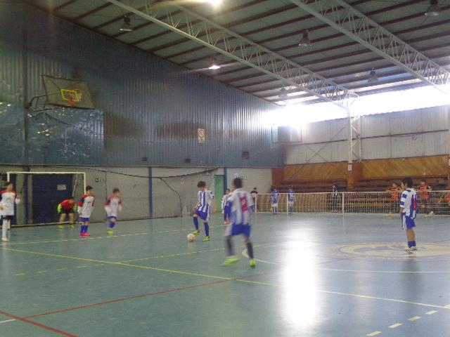 "Torneo de Futsal Infantil ""Jano Rain"""