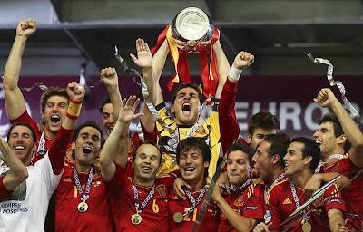 diferido la final España - Italia  Eurocopa 2012