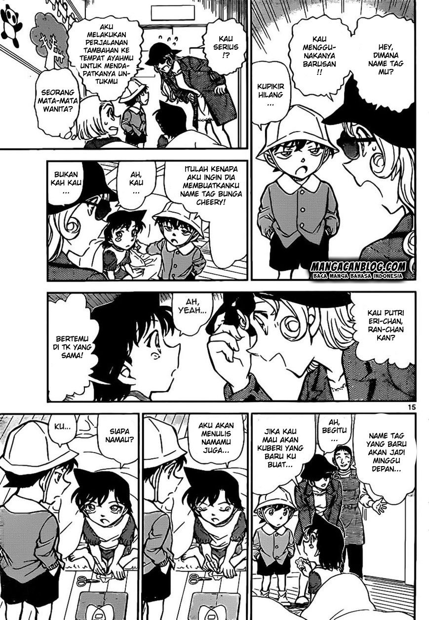 Dilarang COPAS - situs resmi www.mangacanblog.com - Komik detective conan 921 - ran girl part 1 922 Indonesia detective conan 921 - ran girl part 1 Terbaru 15|Baca Manga Komik Indonesia|Mangacan